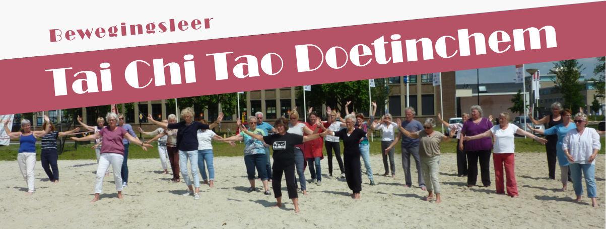 Tai Chi Tao Doetinchem